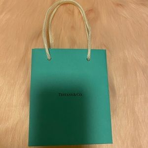 Tiffany & Co. Party Supplies - Tiffany & Co Shopping Bag